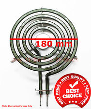 Electric Plug In Stove Coil Heating Element Parts 180mm Od Simpson Westinghouse