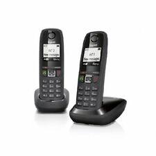 Gigaset AS405 Duo Telefono Cordless Duo con Vivavoce