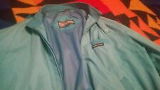Vtg Turquoise Members Only Jacket