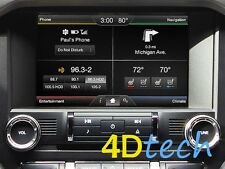 Factory MyFord MyTouch OEM GPS Navigation Upgrade Kit MFT (2015 Mustang)