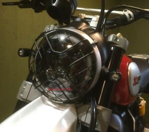 LED Headlight - Ducati Scrambler ..... Fast USA Shipping