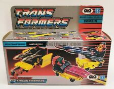 TRANSFORMERS MICROMASTERS MISSILE LAUNCHER VINTAGE '90 HASBRO GIG COMPLETE IN BO