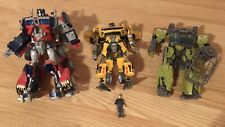 Transformers Movie Autobot Lot Optimus Prime Ratchet Bumblebee Sam
