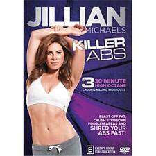 Jillian Michaels Killer Abs DVD R4
