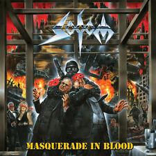 Sodom - Masquerade In Blood (Vinyl LP - 1995 - US - Reissue)