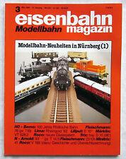 EISENBAHN Modellbahn Magazin - Ausgabe 3/1989