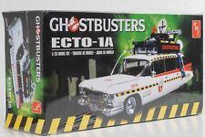 19666 FILM GHOSTBUSTERS ECTO 1A modello KIT di costruzione plastica 1:25 AMT New
