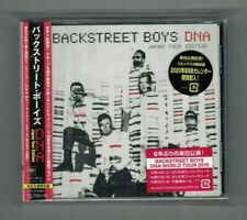 "BACKSTREET BOYS ""DNA"" JAPAN CD TOUR EDITION +4 Bonus 19 tracks *SEALED*"