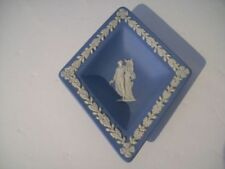Jasperware Trinket Dish Blue Wedgwood Porcelain & China