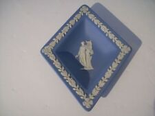 Blue Wedgwood Porcelain & China Trinket Dish