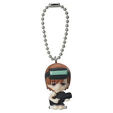 Toaru Kagaku no Railgun Misaka Imouto Mascot Key Chain Anime Manga Licensed MINT