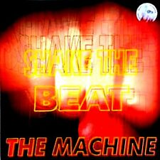 "12"" - The Machine - Shake The Beat (Makina) SPANISH EDIT. 1995, MINT, NUEVO"