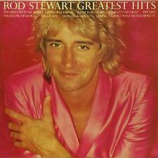 ROD STEWART 'GREATEST HITS' CANADIAN IMPORT LP