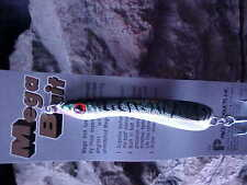 (1) MEGA BAIT 1.5oz OJ2 Jig/Troller in Color# 10 for Fresh/Salt Water Game Fish