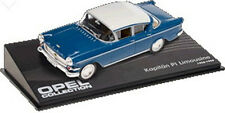 CL03 Opel Kapitan PI Limousine 1958 1/43 Scale Blue/White New in Display Case