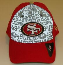 New Era Hat Cap NFL Football San Francisco 49ers 39thirty S/M 2014 Draft Flex