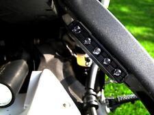2 Black 5 LED Motorcycle TURN Indicators Signals Scooter MotorBike Cycle 50 100