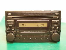 2001-05 Suzuki Grand Vitara RADIO CD PLAYER PS-2512D 39101 50J61