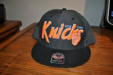 New York Knicks  47 Brand Snapback Hat Men s Black Cap Hardwood Classics NWT 3eceea5325d6