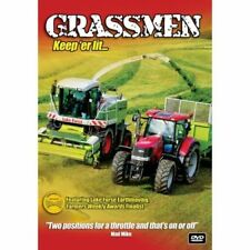 GRASSMEN Keep Er Lit DVD