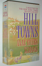 Hill Towns A Novel By Anne Rivers Siddons