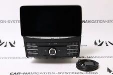 Mercedes Comand Online NTG 5.1 CLS Class W218 navigation system retrofit kit