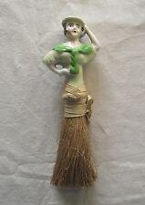 Insolito VINTAGE bambola di porcellana della metà tabella Pennello ESTERA