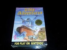 NES BRAND NEW FACTORY SEALED BIBLE ADVENTURES VERY RARE !!