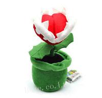 Nintendo Super Mario Bros Piranha Plant Soft Stuffed Plush Toy
