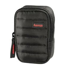 Hama Black Compact Universal Zip Case Pouch for Small Digital Camera Sony Canon