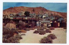 CA, Rosamond. TROPICO GOLD MINE. Chrome Postcard