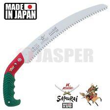 Samurai ICHIBAN GC-330-LH (33cm) Curved Hand Saw + Carrying Case. Made in Japan