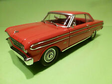ROAD SIGNATURE FORD FALCON 1964  - RED 1:18 - VERY GOOD CONDITION