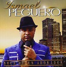 Ismael Peguero-Boca de un adorador  CD like NEW autographed