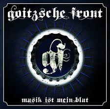 GOITZSCHE FRONT Musik Ist Mein Blut CD 2015