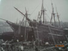 Hamburg - Fotografien von Höge um 1870 - Schiffswerft und Stintfang