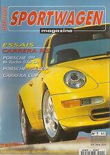 SPORTWAGEN 11 PORSCHE 993 CARRERA RS 3.8 911 BITURBO RS TUNING 530CH 356 CUP