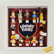 Display Case Frame for Lego Looney Tunes Minifigures 71030 25cm