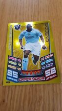 Micah Richards Manchester City Match Attax Legend 12/13