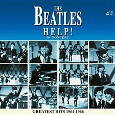 Beatles - Help! In Concert - Greatest Hits 1964-1966  4CD