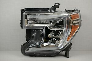 Complete! 2019 2020 2021 GMC Sierra 1500 Denali Left Driver LH LED Headlight OEM