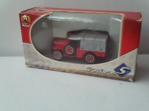 Solido 2168 Dodge 4X4 Fire Depatment MIB 1:50 Scale