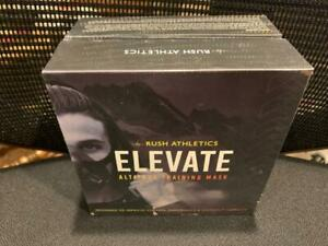 Rush Athletics Elevate Altitude Training Mask *Sealed*
