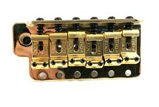 Fender Stratocaster Bridge Tremolo Assembly - Highway 1 Gold 0053275000