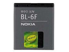 ORIGINAL NOKIA AKKU BL-6F für Nokia N95 8GB Batterie Handy Accu 1200mAh Neu