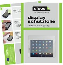 2x Winnovo M798 Tablet PC Schutzfolie matt Displayschutzfolie Folie Display
