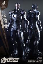 1/6 Iron Man Mark VII Stealth Mode Version Movie Masterpiece Hot Toys