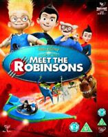 Neuf Meet The Robinsons DVD