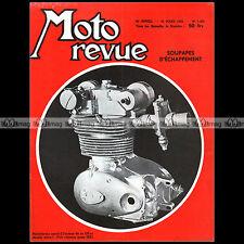 MOTO REVUE N°1383 VELOCETTE 200 LE MK3 MAICO 250 CÔTE LAPIZE TRIUMPH T110 1958