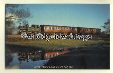 ry856 - Great Western Railway Engine no 1471 - plain back card